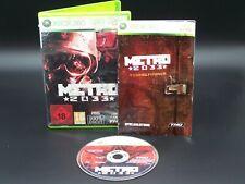 Metro 2033   XBOX 360   100% Uncutt   TOP Zustand   komplett   USK 18