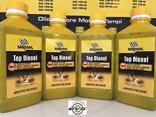 4 Litri Additivo Trattamento Gasolio Bardhal Top Motori Diesel Pulisce Iniettori