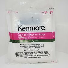 Kenmore 5068 Style U/L/O Upright Vacuum Bags 50105 Genuine Pack: Open 7 of 8 Pk