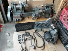 South Bend lathe Model A ,9 inch lathe with loads of nice tooling