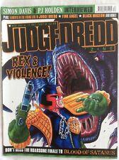 Judge Dredd Megazine Issue 265 11/12/07 (2000ad)