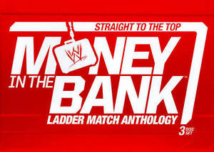 WWE: Straight to the Top - Money in the Bank Ladder Match Anthology (DVD, 2013,…