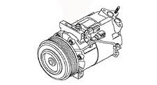 Compresor,Aire acondicionado X-Trail T31 2.5 07- 92600-JG300 Super Calidad!