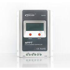 Mppt Regulador de Carga solar Mppt Charge Controller 20A 12/24V LCD