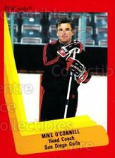 1990-91 ProCards AHL IHL #296 Mike O'Connell