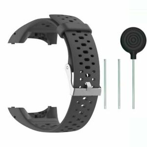 For Polar M400/M430 GPS Sports Smart Watch Replace Silicone Wristband Strap Part