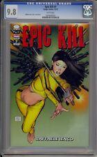 Epic Kill #7 - CGC 9.8 - 0204000030
