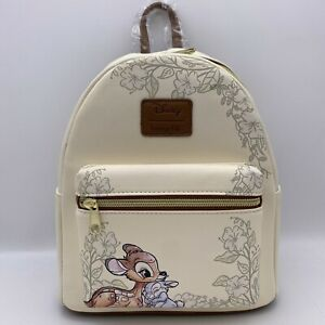 Loungefly Disney Backpack Bambi & Thumper Watercolor Mini Bag