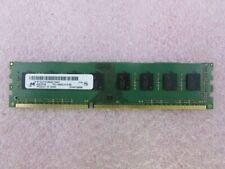 1X 32GB Mt72jszs4g72pz-1g4e2he 4Rx4 PC3-10600R ECC Server RAM