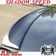 Unpainted SV Style Rear Trunk Lip Spoiler Wing For Mazda 3 Axela 2003~09 Sedan ✪