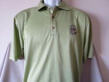 2007 Southern Hills 89th PGA Championship Polo Shirt Green Tiger Woods Small