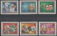 Nobelpijs Winnaars postfris Guine Bissau 1977 MNH 426-431 - (039)