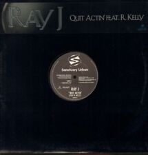 Hip-Hop 45 RPM Speed Vinyl Records