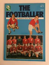 The Footballer, Vol 2, No 1, Aug/Sep 1989. Liverpool 1963/64 Championship Side