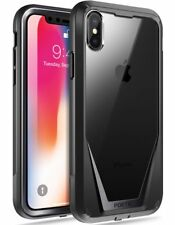 """Poetic Guardian """"Rugged Heavy Duty"""" Case For iPhone X / iPhone XS 4 Color"""