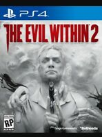 The Evil Within 2 (PS4) BRAND NEW AND SEALED