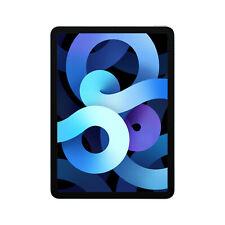 APPLE iPad Air Wi-Fi (2020), Tablet, 64 GB, 10.9 Zoll, iPadOS 14, Sky Blau