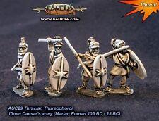Baueda - Thracian Thureophoroi (8 foot) - 15mm
