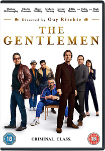 The Gentlemen [DVD] [2020]