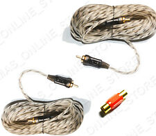 SAME CART CAMERA PURCHASE 50'CABLE UPGRADE ** TWO 25' VIDEO CABLE WITH COUPLER**