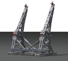 """LEGO Vertikaler Ständer für Millennium Falcon 75192 """" Dark Bluish Gray """" NEU"""