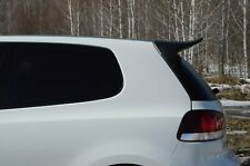Rear Roof Duck Spoiler Wing for Volkswagen Golf 6 MK6 GTi R32 2008-2013