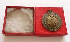 Vintage Swimming Medal Medallion Prize (r)
