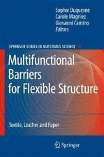 Springer Series in Materials Science: Multifunctional Barriers for Flexible...