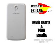 ▷ Tapa Trasera De Bateria Para Samsung Galaxy Mega 6.3 i9200 I9205 Blanca Blanco