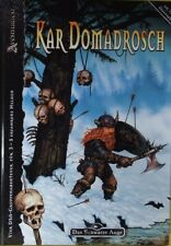 dsa Abenteuer Hardcover #139: Kar Domadrosch