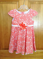 NWT Toddler Girl's Bloome de jeune fille Size 3T Spring Summer Dress Party