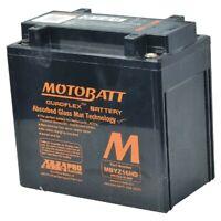 Motobatt Battery For Harley-Davidson XL, XLH (Sportster) 1200cc 04-14