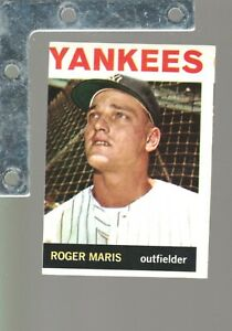 1964 Topps VGEx-EX/NM Various Grades PICK FROM LIST SHARP! Complete Your Set!