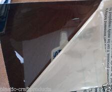 "Acrylic / Plexiglass Sheet - Bronze 311-1/2370- 24"" x 48"" x 3MM Thick (Nominal)"