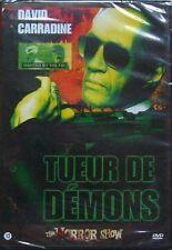 DVD TUEUR DE DEMONS - David CARRADINE / Mark BRISTOL - NEUF