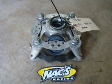 CAN-AM DS450 FRONT LEFT HUB AND ROTOR