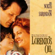 Lorenzao's Oil - 1992-Original Movie Soundtrack CD