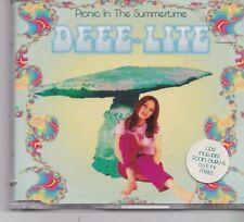 Deee Lite-Panic In The Summertime cd 2 cd maxi single
