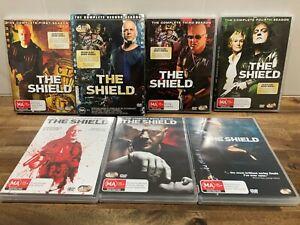 The Shield - Complete Series DVD Seasons 1-7 (1,2,3,4,5,6,7) Region 4