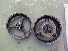 SUZUKI ORIGINAL-OEM Genuine Wheel Rims set (Front & Rear) FOR GSX 1300 R 99-07