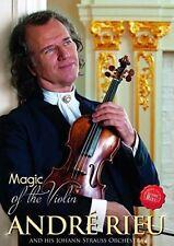 André Rieu Magic of The Violin 0602547258212 DVD Region 2