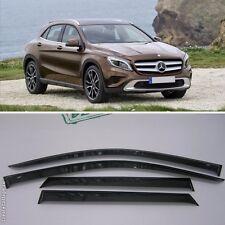 For Mercedes GLA (X156) 2014- Window Side Visors Rain Guard Vent Deflectors