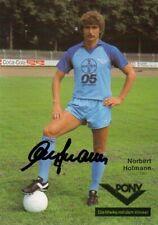 Autogramm - Norbert Hofmann (Bayer 05 Uerdingen) - 1983/1984
