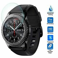 2Pcs Samsung Galaxy Gear S3 Classic / Frontier Tempered Glass Screen Protector