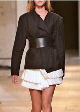 Isabel Marant..Kelby..Blazer/Jacket with Leather Belt...NWT!