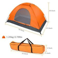 Waterproof  Automatic Instant Pop Up Tent Outdoor Camping Hiking Supply US