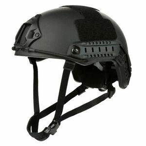 Tactical Ballistic Aramid FAST Helmet NIJ IIIA High Cut Combat Bulletproof Armor