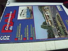 9µ? Revue Connaissance du Rail n°145 Puyoö-St Palais Chaise Dieu Crossrail