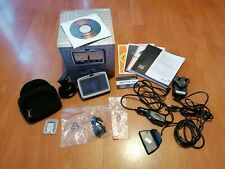 TOMTOM GO 710 - Portable Sat Nav + SD Card & Accessories - EXCELLENT CONDITION!