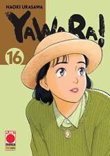MANGA - Yawara! N° 16 - Planet Manga - ITALIANO NUOVO
